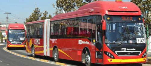 El Metrobús, un transporte efectivo