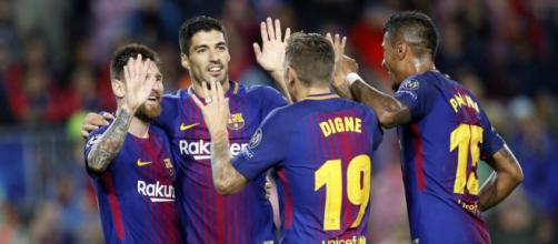 FC Barcelona-Olympiakos - FC Barcelona - fcbarcelona.com