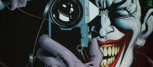 DC's character 'The Joker' has a possible new face [Image via: Alexandre López on flickr]