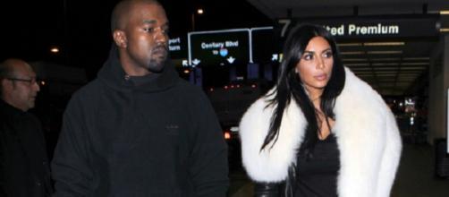 Kanye West e Kim Kardashian já têm três filhos