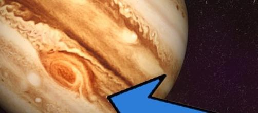 La nave Juno envía increíbles fotos del punto rojo de Júpiter ... - nuestroclima.com