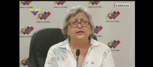 Las elecciones presidenciales de Venezuela serán el 22 de Abril, según Tibisay Lucena