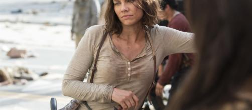 Lauren Cohan parece que saldrá de la serie de televisión 'The Walking Dead'