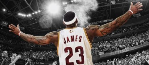 LeBron James. - [Mike Ciavarro / YouTube screencap]