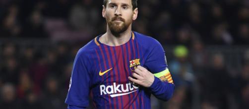 Messi busca anotar contra el Chelsea