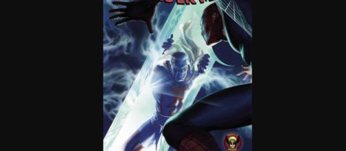 Nuestro héroe Spider-Man está en problemas