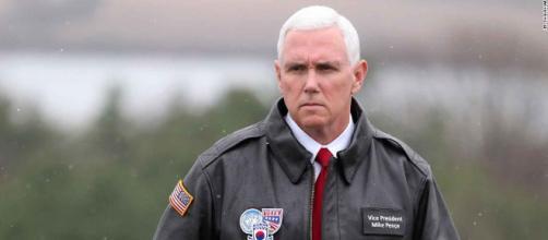 On North Korean border, Pence tells CNN US will drop 'failed ... - cnn.com