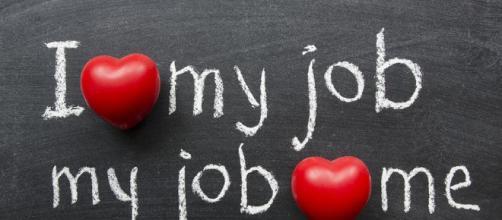Passione, il vero motore del lavoro