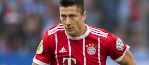 Robert Lewandowski es un futbolista polaco