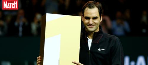 Roger Federer, l'éternel numéro 1 (via theworldnews.net)