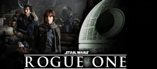 Rouge one. Una película de Star Wars - via nosolocine.net
