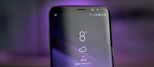 Samsung Galaxy S8: arriva Android Oreo