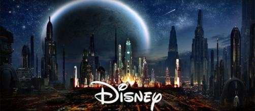 STAR WARS EPISODE 7 Coruscant Disney logo by Umbridge1986 on ... - deviantart.com