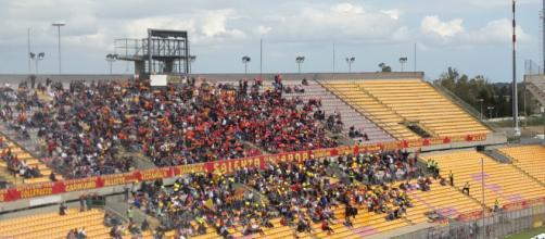 Tanti tifosi del Lecce saranno presenti a Bisceglie.