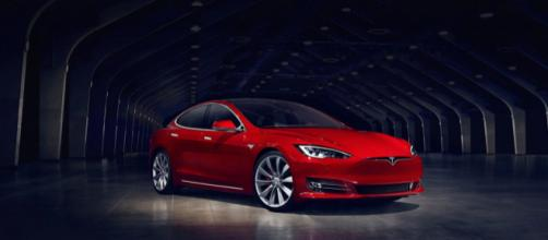 Tesla Model S: la berlina della casa californiana