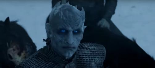 The Night King's motivation / Image via TheCell8, YouTube screencap