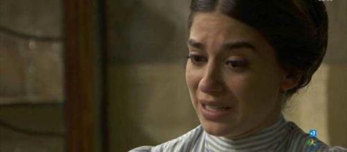 Una Vita anticipazioni: la partenza di Paciencia, Teresa in carcere?