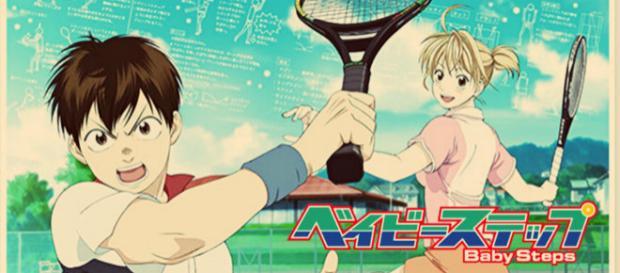 Baby Steps un buen anime deportivo.
