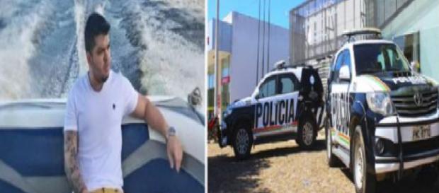 Chefe de tráfico é executado com tiros