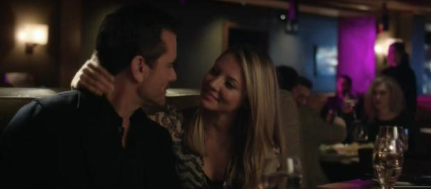 Deacon and Jessie on a date from tonight's 'Nashville' (Image Cr: TV Promos/YouTube Screencap)