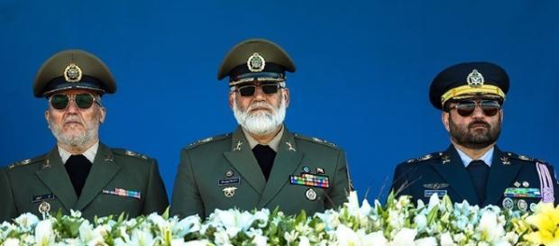 Espiões da CIA e do Mossad estariam tentando se infiltrar nas forças armadas do Irã. Mohammad Akhlaghi/Tasnim News Agency https://goo.gl/RBFtcD