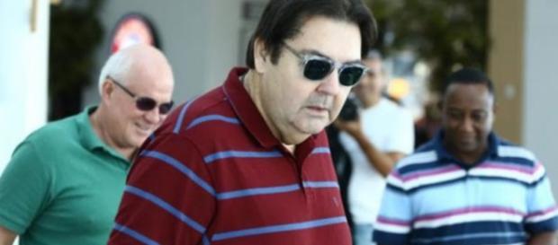 Fausto Silva passa por cirurgia no Hospital Albert Einstein