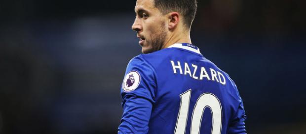 Hazard quiere irse al Real Madrid
