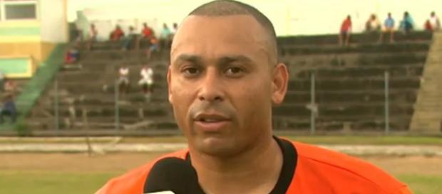 Jogador rodou por vários clubes do país. (Foto Reprodução).