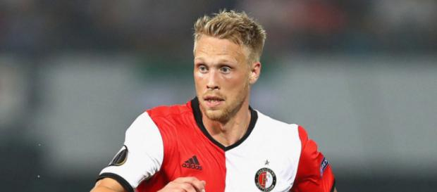 Nicolai Jorgensen was a target for Newcastle United in January