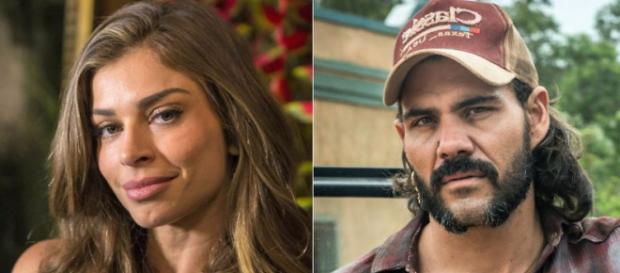 O casal é denunciado por Sophia, que não aceita ser passada para trás pela filha