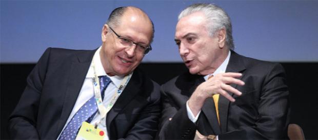 Presidente do PSDB, Geraldo Alckmin orienta bancada do partido a votar a favor da reforma da Previdência.