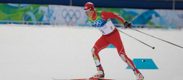 Skiing in the Winter Olympics (Image credit – Kevin Pedraja, Wikimedia Commons)
