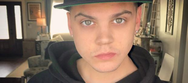 Teen Mom Tyler Baltierra at his breaking point. [Image Credit Twitter]