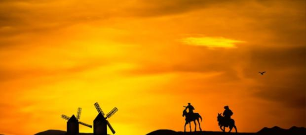 The Eternal Knight; Cervantes' Masterpiece Don Quixote - IMSOL - inmsol.com