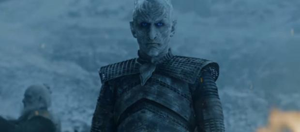 The Night King; (Image Credit: HBO/YouTube)