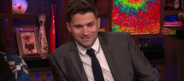 Tom Schwartz appears on 'WWHL.' [Photo via Bravo/YouTube]