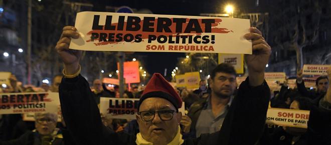 Amnistía pide la liberación inmediata del líder catalán encarcelado