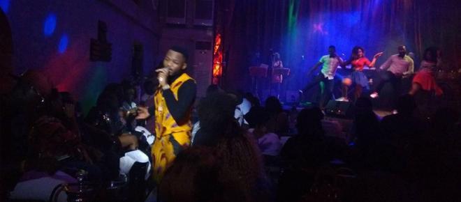 Lancement officiel du nouvel album de l'artiste camerounais Magasco