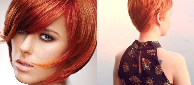 Nuovi tagli di capelli rossi: look imperdibili nella primavera 2018
