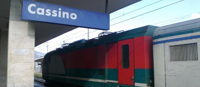 Orrore sulla tratta ferroviaria Roma-Cassino