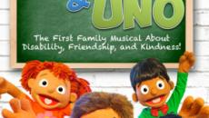 'Addy & Uno': An Off-Broadway musical for kids