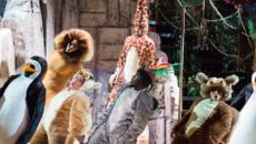 El musical de 'Madagascar' aterriza en Madrid