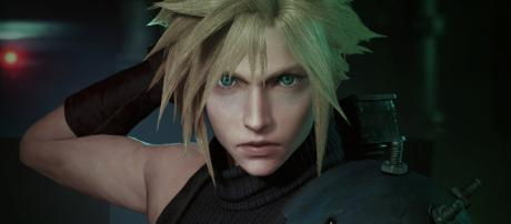 Cloud Strife from Final Fantasy 7. bagogames via flickr