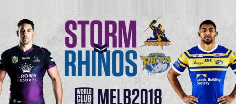 Leeds and Melbourne will go head-to-head to be crowned World Champions therhinos.co.uk
