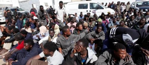 African migrants trying to reach Europe via Libya are being sold ... - scroll.in