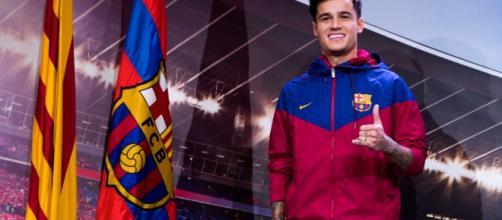 Bienvenido Coutinho al Fc barcelona - blogspot.com