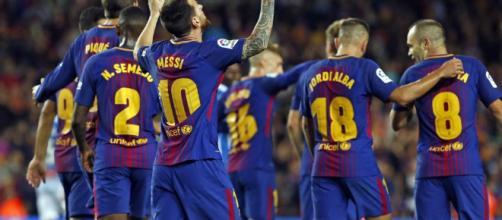 El Barcelona además de ganar las últimas tres Copas del Rey