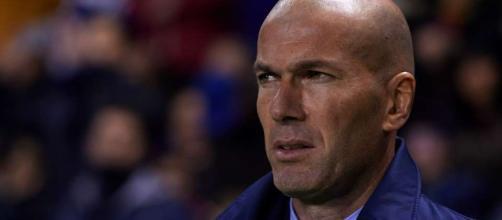 El entrenador en jefe del Real Madrid, Zinedine Zidane, desestimó las especulaciones