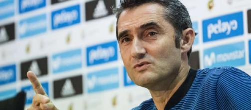Ernesto Valverde defendió a Conte