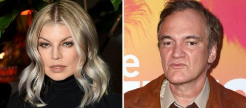 Fergie Says Quentin Tarantino Bit Her on a Film Set in Resurfaced ... - hollywoodreporter.com